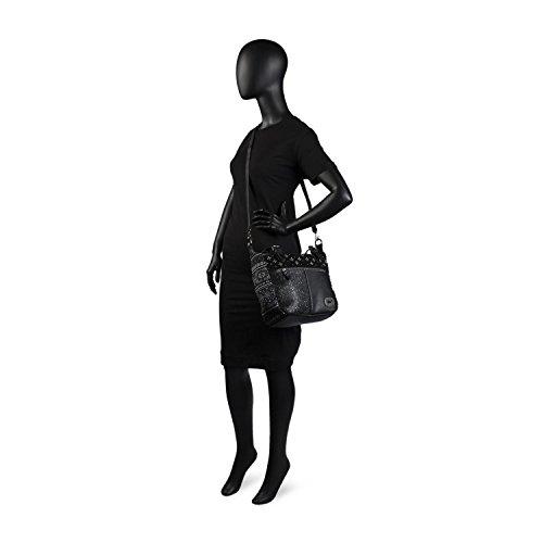 SKPA T - Borsa shopping per le donne Albany Nero