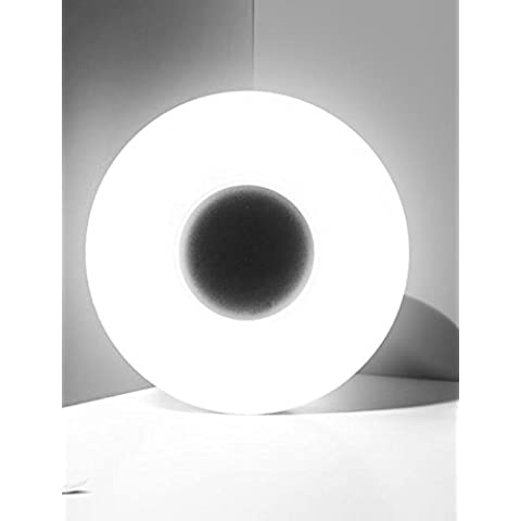 APSD-Illuminazione calda Tondo, camera da letto, soggiorno, led, semplice moderno, lampada, sottile, studio camera, corridoio, terrazza, (34 * 8cm)
