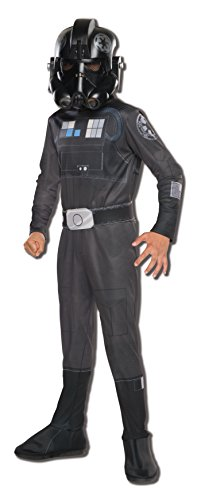 Star Wars Rebels Tie Fighter Pilot Child Costume Large (Rebel Fighter Star Wars Kostüm)