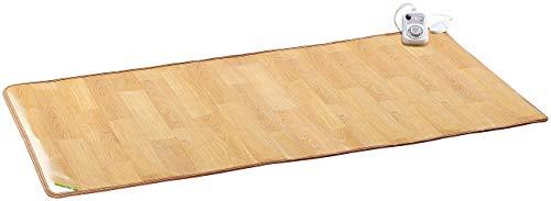 infactory Heizteppich: Beheizbare Infrarot-Fußboden-Matte, 105 x 200 cm, bis 50 °C, 550 Watt (Beheizbare Bodenmatte)