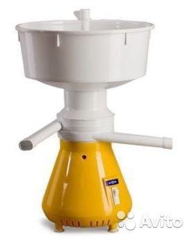 Elektrische Milch Zentrifuge Milchzentrifuge 55L Separator Milchseparator