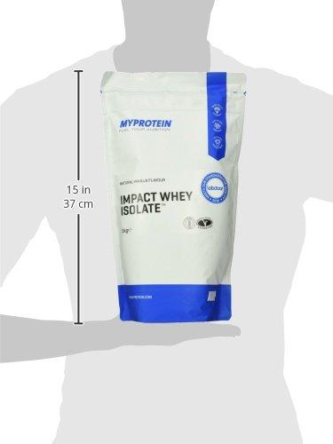 MyProtein Impact Whey Isolate Vanilla, 1000 g