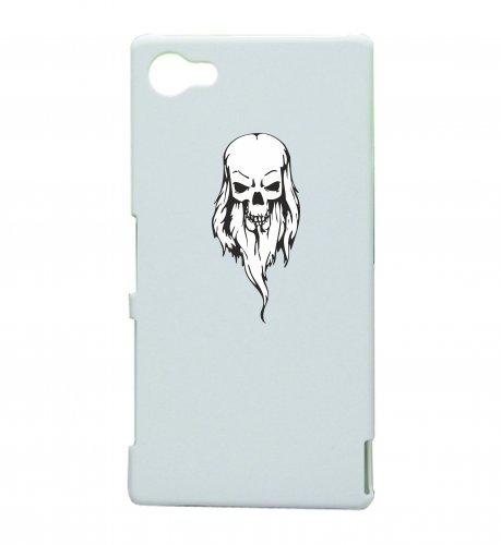 Smartphone Case teschio Nonno Barth Basette scheletro rocker Frecce Club Gothic Biker Skull Emo Old School per Apple Iphone 4/4S, 5/5S, 5C, 6/6S, 7& Samsung Galaxy S4, S5, S6, S6Edg