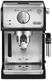 De'Longhi ECP 35.31 espresso süzgeç makinesi | alüminyum kaplamalı süzgeç taşıyıcı tutucu | profesyonel süt köpüğü başlığı |
