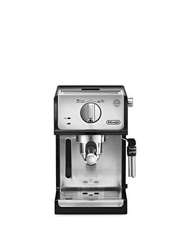 De'longhi ECP35.31 - Cafetera espresso, 1100 W, capacidad 1.1 l, café molido y monodosis para 2 tazas...