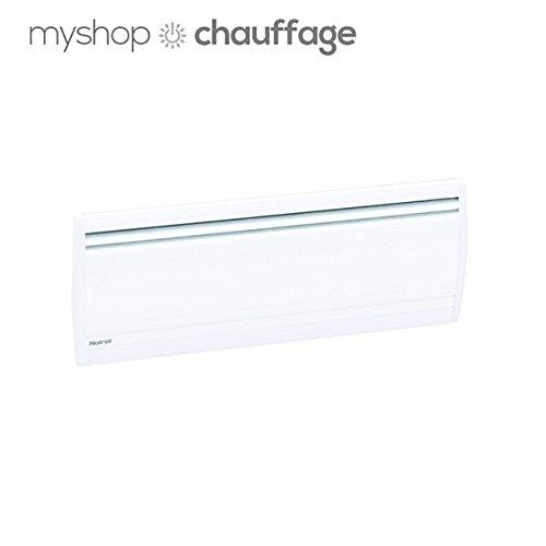 ActiFonte Plus Radiateur Noirot Chaleur Douce/Larg : 770mm-H : 400mm-Epaiss : 97mm/Bas - Puiss : 750W/Blanc/N099-2FGAJ