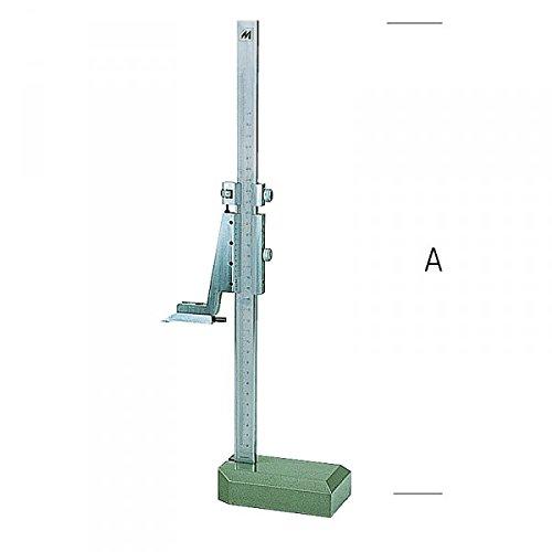 Metrica 45050 Truschino Graduato di Precisione 0-300 mm 1/50
