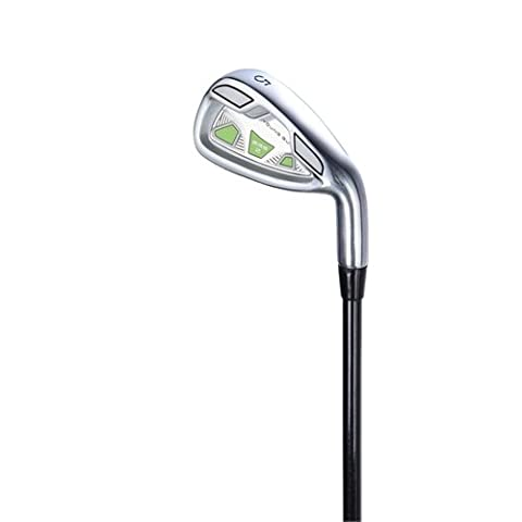 Young Gun SGS V2 Junior Golf Club 6 Iron Right Hand Green Age 12-14