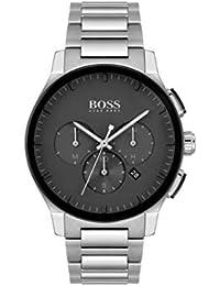 Hugo Boss Quartz Montre avec Bracelet en Acier Inoxydable 1513762
