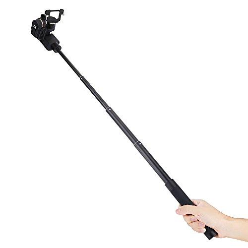 Selfie Stick, VBESTLIFE Telecamera portatile regolabile Asta di estensione Asta telescopica Monopiede per stabilizzatore Feiyu G5 WG2 SPG