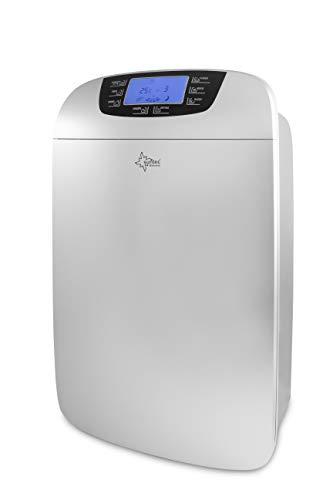 Suntec Wellness DryFix 3000 Deshumidificador, 500 W, 6 litros, plástico, Plata