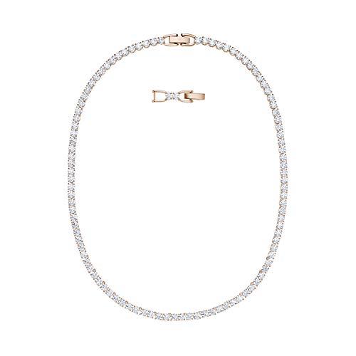 Swarovski Damen-Collier Vergoldet 5494607