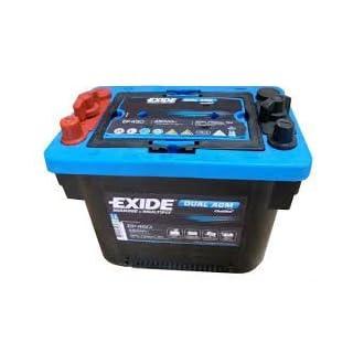 EXIDE Dual AGM EP 450 by var