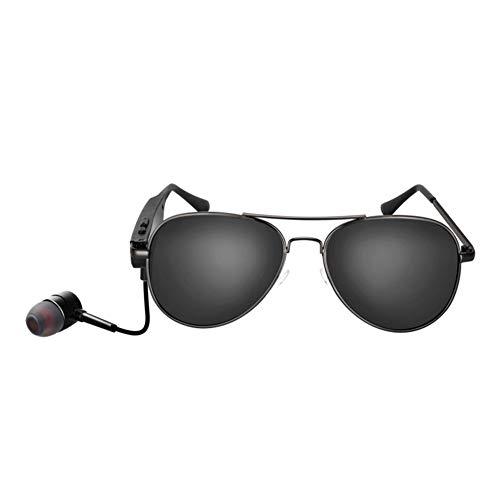 WAWRR Bluetooth-Sonnenbrille, intelligentes 4.1-Headset, Stereo, kabellose Sport-Sonnenbrille, polarisierte Sonnenbrille, leichtes Design