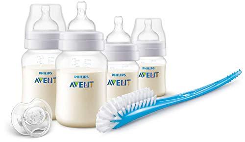 Set de recién nacido Philips Avent con 4 biberones por 18,99€