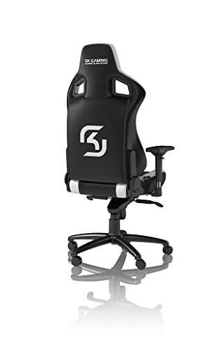 noblechairs EPIC - SK Gaming Edition - schwarz/weiß/blau