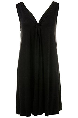 Ulla Popken Femme Grandes tailles Robe 710097 Noir