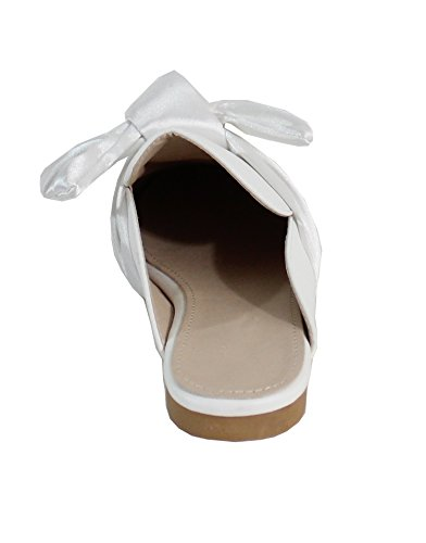 By Shoes - Zoccoli Donna Bianco