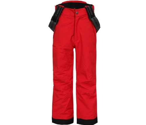Bergson Kinder Skihose Icecracked, Chinese Red [104], 164, YF13-900001A