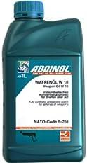 ADDINOL WAFFENÖL W 18, 1 Liter