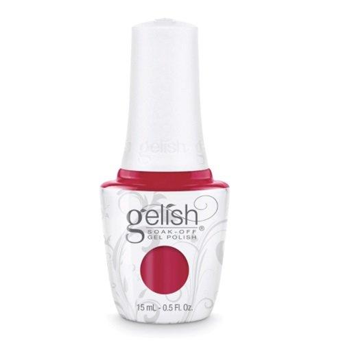 Vernis à ongles Harmony Gelish Soak Off Gel polonais – Hot Rod rouge (15 ml/.5 Oz) – 01412 par Hand & Nail Harmony [Beauté]