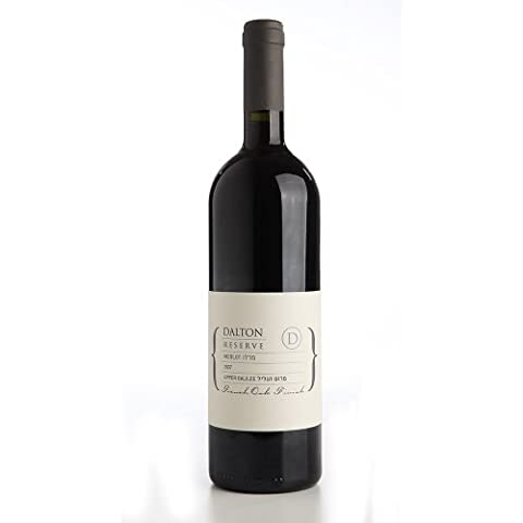 Dalton Reserve Merlot (Wein aus Israel koscher)