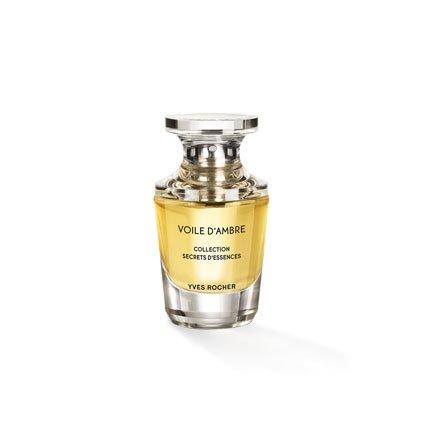 Yves Rocher - Secrets d'essences Voile d'Ambre - Eau de Parfum 30 ml - Ambre Eau De Parfum