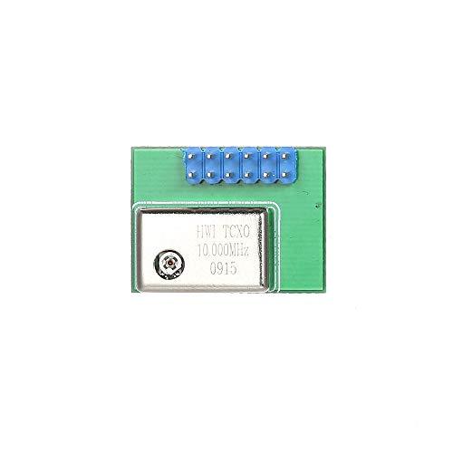 KKmoon Externe TCXO-Uhr für HackRF One PPM 0.1 für GPS-Anwendungen GSM/WCDMA/LTE-Modul