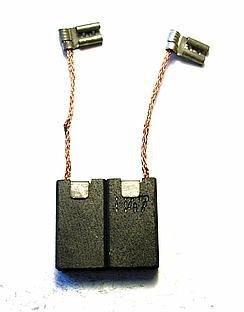 Preisvergleich Produktbild Kohlebürsten kompatibel zu Bosch GOF 1200, GOF 1300 CE, GSA 1100 PE
