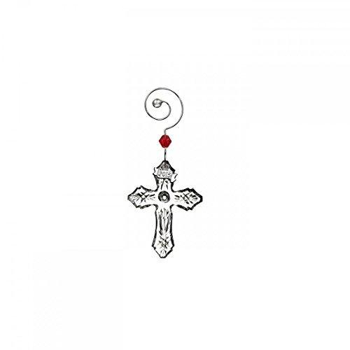 Waterford Crystal 2015 Annual Mini Cross Ornament by Waterford Waterford Crystal Cross