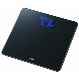 Tanita HD-366 Bilancia pesapersone elettronica Nero, lcd