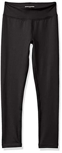 Amazon Essentials Full-Length Active leggings-pants, Black, L - Essential Leggings