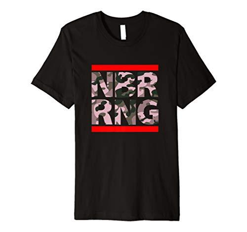 RUN the Ring camo auf schwarz
