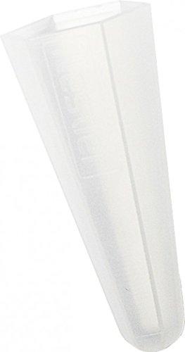 Kunststoffspitze Schulanfang Schult/ütenspitze f/ür die fertige Zuckert/üte oder Bastelset/´s RUND stabile Spitze f/ür die Schult/üte aus Kunststoff
