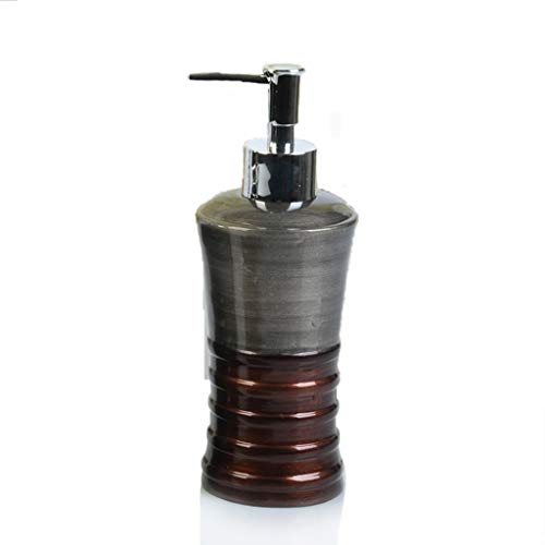 LXFP Creative Modern Press Bottle Shampooing Bouteille De Gel De Douche (280ml) (Couleur : A, Taille : 300ml)
