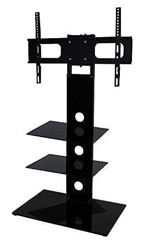 Support TV pivotant type cantilever pour écrans LED, LCD et