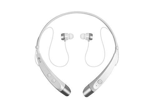 LG Electronics HBS-500 Tone Bluetooth-Kopfhörer weiß