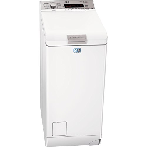 AEG LAVAMAT L88565TL Waschmaschine Toplader / A+++ / 1500 UpM / Mengenautomatik / ProTex Schontrommel / Weiß