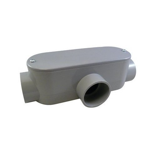 cantex PVC Kabelschutzrohr Body 2,5cm UL Schedule 40Poly (Pvc Schedule 40 Armaturen)