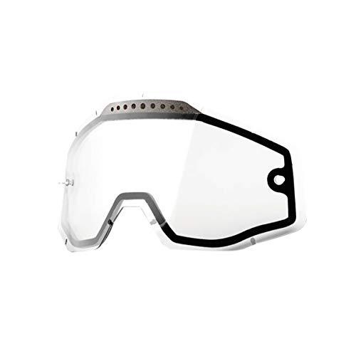 Sconosciuto Racecraft Mirror Silver Lens Mascherina Uomo