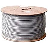Câble multibrin ethernet rj45 Cat 5E FTP blindé touret de 500m