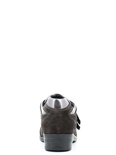 KEYS 8007 Scarpa velcro Donna Smog