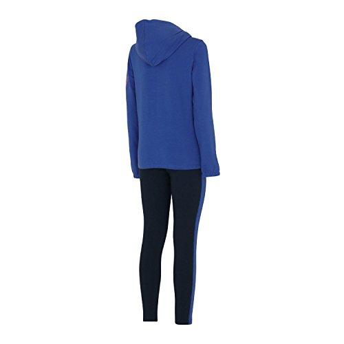 Diadora L.HD SUIT FL Survêtement pour Femme Bleu Outremer