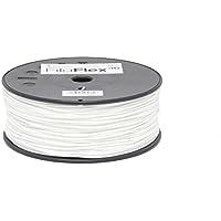 BQ Fila Flex Filament - 1.75mm, 500g, White - ukpricecomparsion.eu