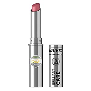lavera Rossetto Beautiful Lips - Brilliant Care Lipstick Q10 -Oriental Rose 03- Delicata colorazione ∙ Un must-have per labbra sensuali ✔ Trucco naturale ✔ Bio ✔ 100% Cosmetici Naturali (1.7 g)