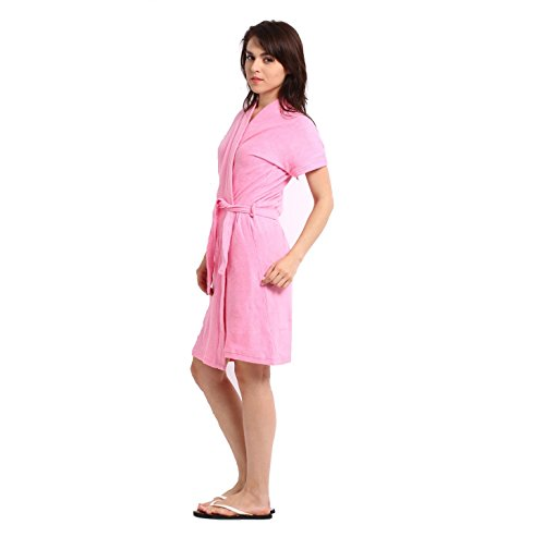FeelBlue-Bathrobe-for-Women-Pink