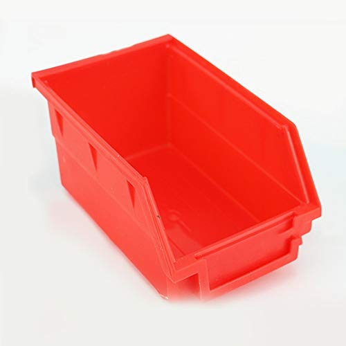 Zantec Großes Haustier-Toiletten-Wurf, Tablett für Hamster-Meerschweinchen rot
