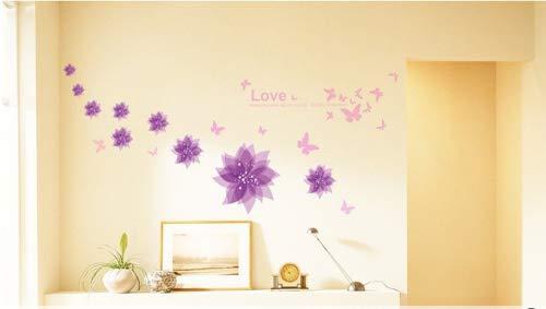 Decorazioni Murali Camere Da Letto : Decorazioni murali camera da letto home idee muro con