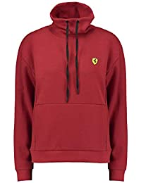 Ferrari 2018 Scuderia Pull col Entonnoir pour Femme Taille XXS-XL f039f965a5df
