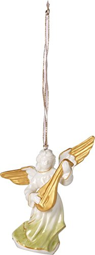 Villeroy & Boch Christmas Angels Ornamento Ángel, Porcelana